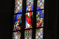 St. Michael's Cathedral In Cluj - Stained Glass Works