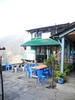Sherpa Guest House Patio