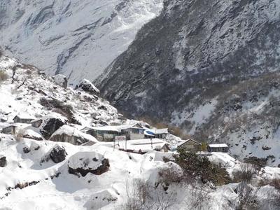 Deurali Annapurna Base Camp