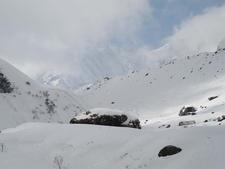 Trail To Annapurna Base Camp