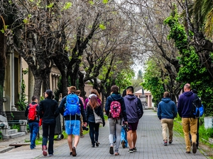 Offbeat Santiago: Morning Walking Tour Photos