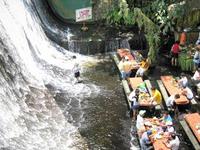 Labassin Waterfall Restaurant