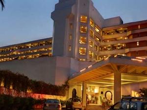 Bogmallo Beach Resort Night View