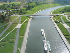 View Of New Canal Section
