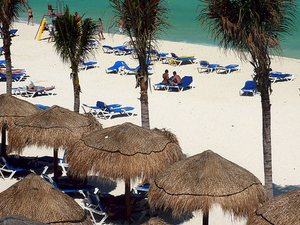 Mexico 5-Star Sandos Playacar Beach Resort & Spa Deal Photos