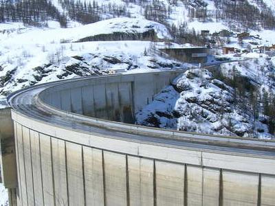 Barrage De Tignes