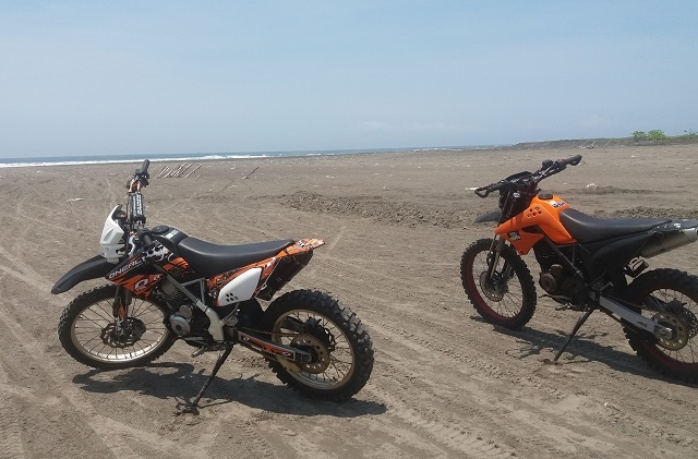 Dirt Bike Adventure - Bali Photos
