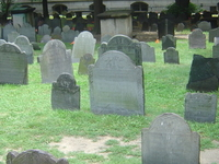 Capilla del Rey Burying Ground