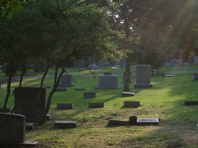Old  Chapel  Hill  Cemetery