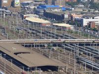 Durban estación de tren