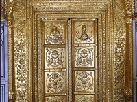 Hazur Sahib Golden Door