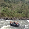 Tubing In South America