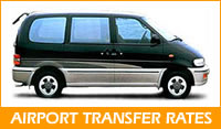 Nairobi Airport Transfer Rates