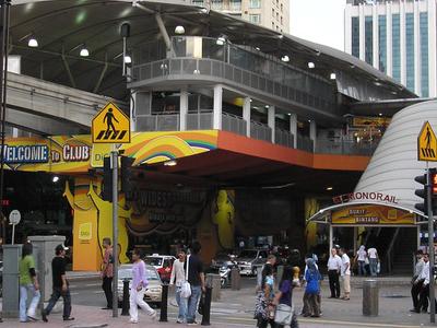 Bukit Bintang Station