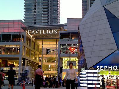 Pavilion  K L  Entrance