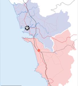 Calangute Is Located In Goa