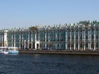 Neva Enfilade of the Winter Palace