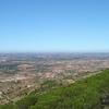 View From The Serra De Monte Junto