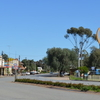 Barellan, Looking Along Burley Griffin Way