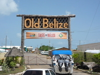 Old Belize Museum and Cucumber Beach