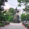 A Square In Central Cagua