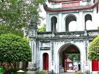 Van Mieu - Hanoi\'s Symbolic Culture And Knowledge