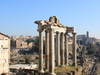 View On The Roman Forum