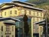 The Bhutan Power Corporation Headquarters In Thimphu. Bhutan\'s Principal Export Is Hydroelectricity.