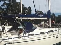 Bavaria At Dock