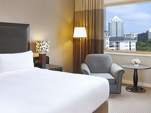 Executive King Hilton Guest Room