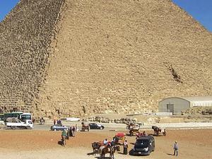 Pyramids & Nile Cruise & Alexandria By Flight Photos