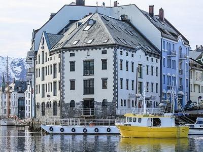 Aalesund Hurtigruten