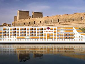 Nile Cruise From Aswan to Abu Simbel Photos