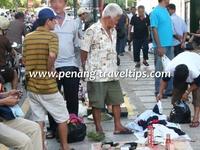 Acheen Street Flea Market