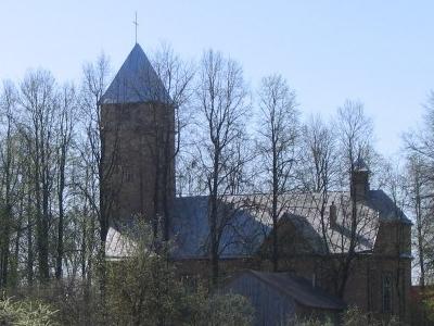 A Church In Subacius