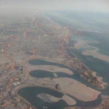 Aerial View Of Al Mamzar
