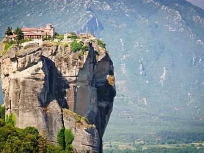 Agios Triadas - Meteora