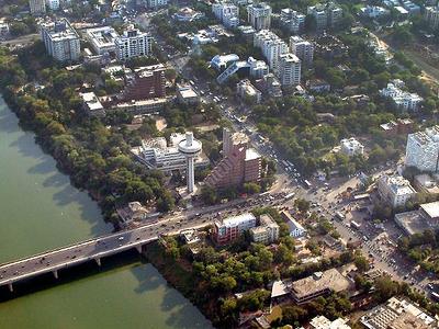 Ahmedabad City  Banks Of Sabarmati