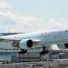 Air Canada Boeing