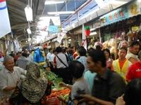 Air Itam Wet Market