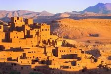 Ait Benhaddou Town