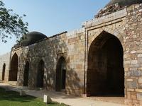 Alauddin Khilji's Tomb And Madarsa