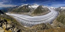Aletsch Glacier - Swiss Alps