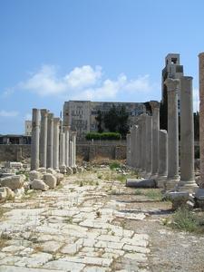 Al Mina Excavation Area