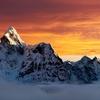 Ama Dablam On Way To Everest Base Camp