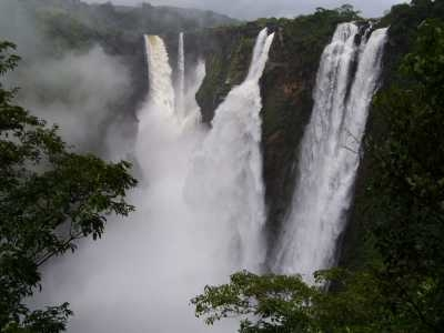 Waterfall In Amarkantak