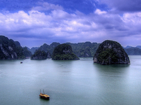 Halong Bay One Day Trip