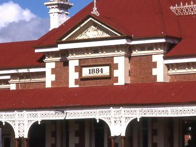 Mudgee Railway Station