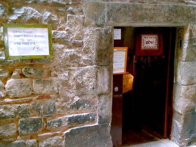 Ancient Synagogue Of Barcelona