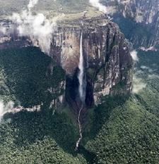 Angel Falls Venezuela